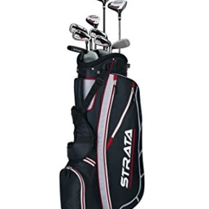 Callaway-Mens-Strata-Complete-Golf-Club-Set-with-Bag-12-Piece-0