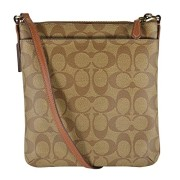 Coach-CC-Signature-NS-Cross-Body-File-Shoulder-Bag-Purse-0-0