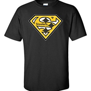 Local-Imprint-Mens-Pittsburgh-Steelers-Diamond-T-Shirt-0