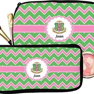 AKA-Chevron2-Makeup-Cosmetic-Bags-Select-Size-0
