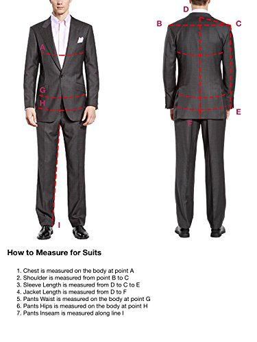 HBDesign-Mens-2-Piece-2-Button-Notch-Lapel-Slim-Trim-Fit-Dress-Suite-0-5