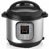 Instant-Pot-IP-DUO60-7-in-1-Programmable-Pressure-Cooker-6Qt1000W-Stainless-Steel-Cooking-Pot-and-Exterior-0