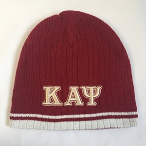 Kappa-Alpha-Psi-Skull-Cap-Beanie-Winter-Hat-0